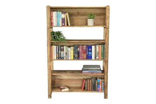 Norfolk Semi KD Bookcase Related