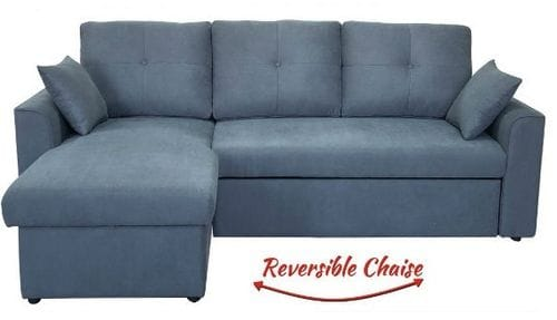 Dover 2 Seater + Chaise + Sofa Bed Main