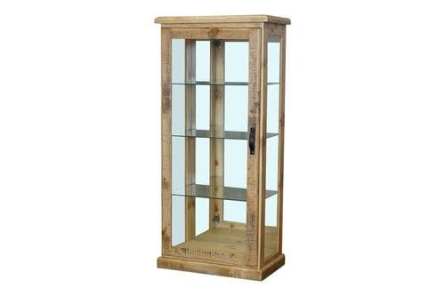 Outback Small Glass Display Cabinet Main