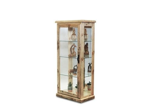 Outback Small Glass Display Cabinet Related