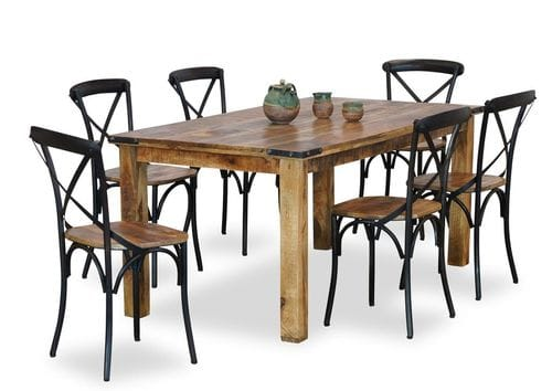 Foundry 7 Piece Dining Suite Main