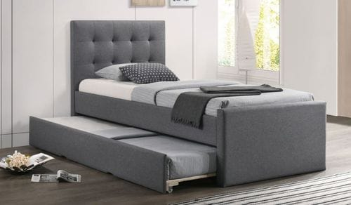 Marcs Single Bed with Trundle Main
