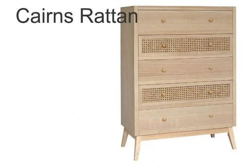 Cairns Rattan Tallboy Main