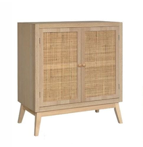 Cairns Rattan Chest - 2 Door Main