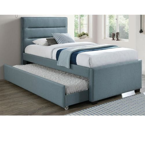 Riley King Single Bed with Trundle Main