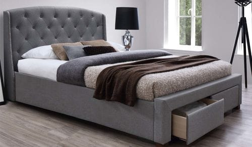 Tropez Queen Bed Main