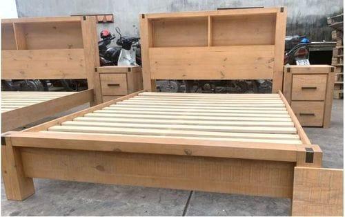 Kurrawa Bookcase Queen Bed Main