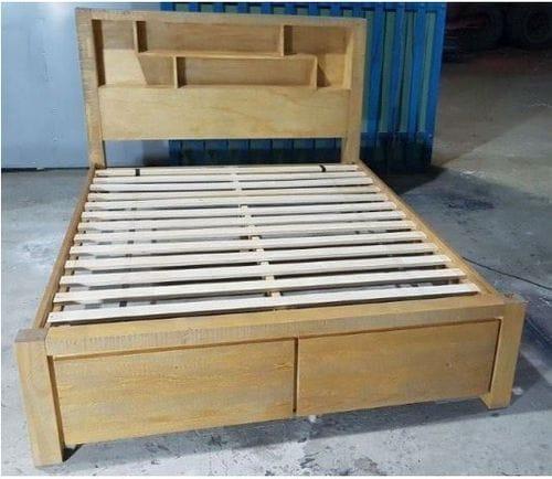 Oakbridge Queen Bookcase Bed Main