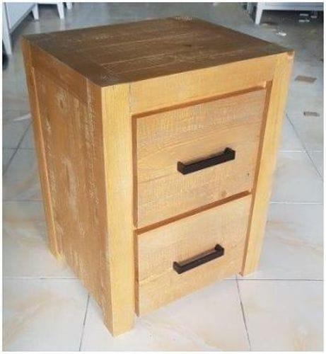 Oakbridge Bedside Table Main