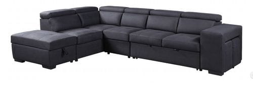 Jackson 4 Seater with Chaise, Sofa Bed, Storage Ottoman & Footstools Main