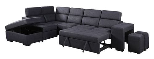 Jackson 4 Seater with Chaise, Sofa Bed, Storage Ottoman & Footstools Related