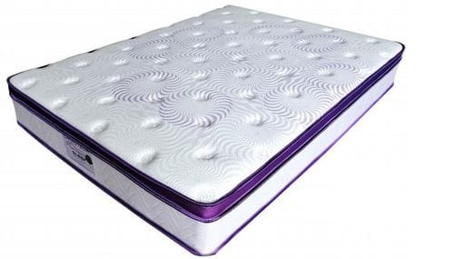King Single Purple Rain Mattress Main