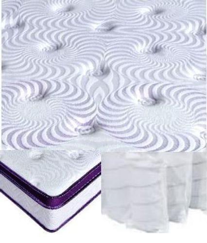 King Single Purple Rain Mattress Related