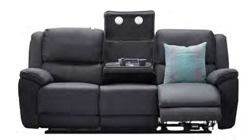 Sumo 3 Seater with Electric Recliners Main