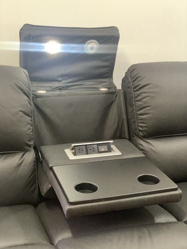 Sumo 3 Seater with Electric Recliners Related