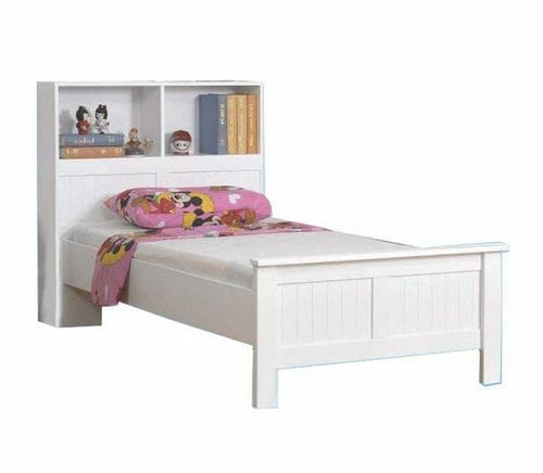 Angel Single Bookcase Bed Main