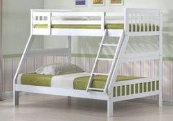 Calypso Single/Double Bunk Bed