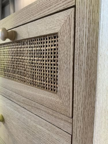 Cairns Rattan Chest - 2 Door Related