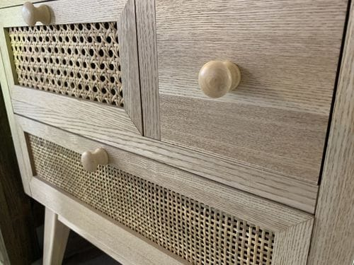 Cairns Rattan Chest - 6 Drawer Related