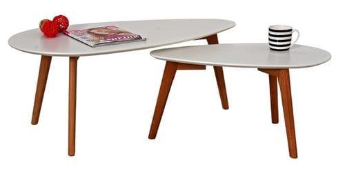 Danish Coffee Table - Triangle Main