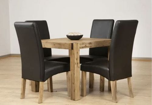 Hadley 5 Piece Dining Suite - Square Main