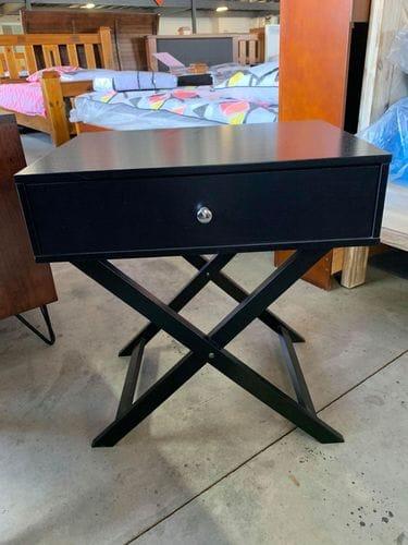 Black Side Table Main