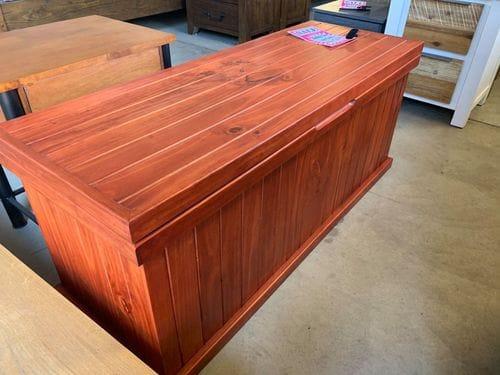 Cedar Storage Box Main