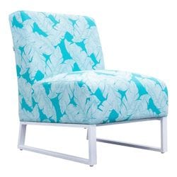 Jester Indoor/Outdoor Accent Chair