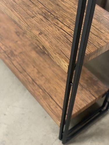 Ironstone Large Bookcase Related