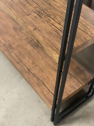 Ironstone Small Bookcase Related