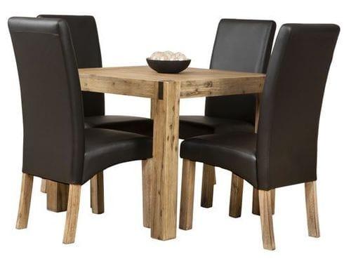 Safari Dining Table - Square Main