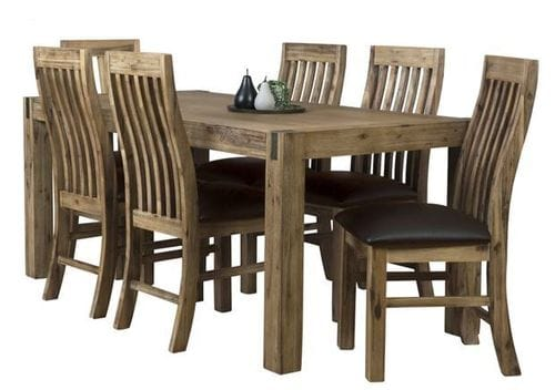 Safari Dining Table 2100mm Main