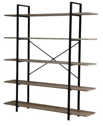 Soho 5 Tier Bookcase Main