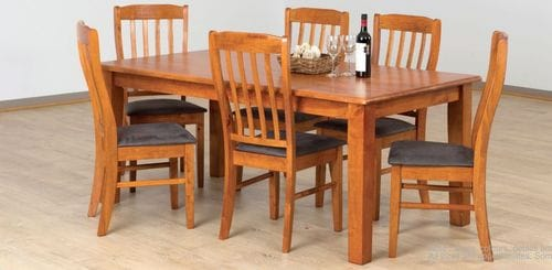 Southgate 7 Piece Dining Suite - 1800mm Main