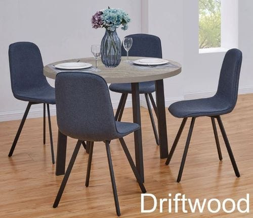 Stacey 5 Piece Round Dining Suite Related
