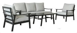 Marni 4 Piece Outdoor Sofa Set