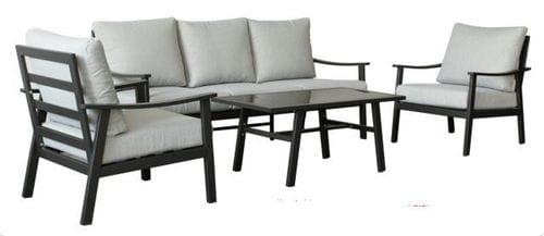 Marni 4 Piece Outdoor Sofa Set Main