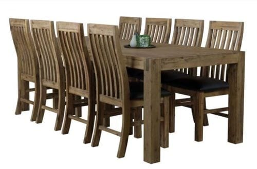 Sterling Dining Table 2100mm Main