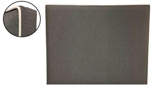 Super King New Jersey Bedhead - Standard Colour Range Main
