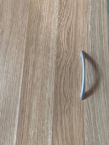 Wardrobe 800mm Wide - Natural Oak & White Related