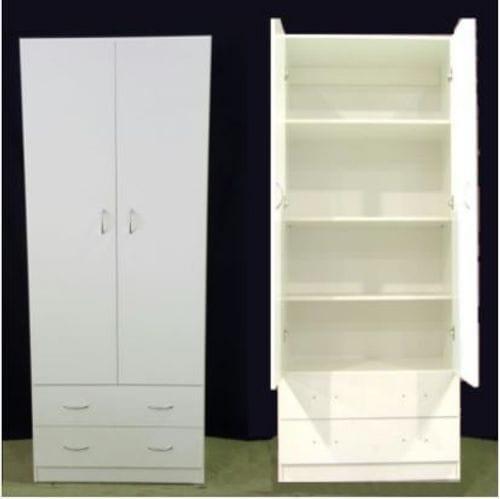 Wardrobe 800 All Shelf Main