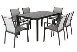 Marni 7 Piece Outdoor Dining Set