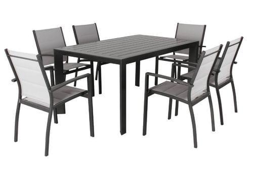 Marni 7 Piece Outdoor Dining Set Main