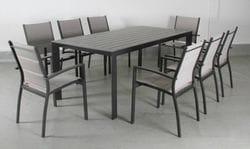 Marni 9 Piece Outdoor Dining Set