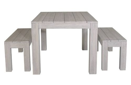 Valetta 3 Piece Outdoor Dining Set Related