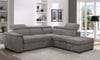 Prague Sofabed Chaise Lounge with Ottoman Thumbnail Main