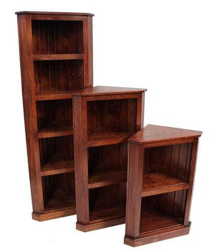 Wot Not Corner Bookcase 900mm High Related