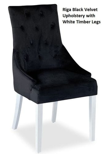 Riga Dining Chair - Set of 2 Related