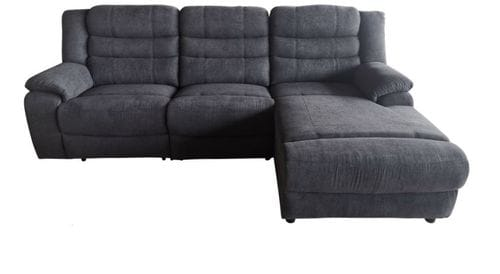 Denver 2 Seater Lounge with Chaise Main
