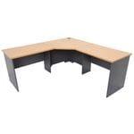 Rapid Worker Corner Desk 1800x1800x750